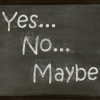 Thumbnail image for Poll: Should Christians Just Say No?