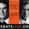 Thumbnail image for Free Live Debate: Bill Nye Vs. Ken Ham