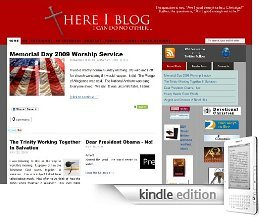 Post image for Kindle My Blog
