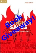 Post image for Religion Saves Free Book Giveaway