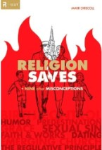 Post image for Book Review: Religion Saves By Mark Driscoll