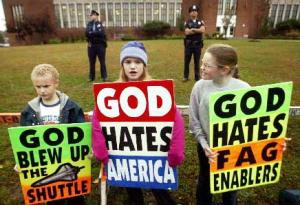 Post image for Westboro Baptist Revealed:  Evangelized, Interviewed, Reviewed