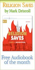 Post image for Free book: Religion Saves by Mark Driscoll