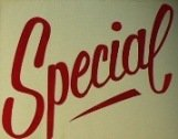 special sign