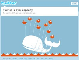 Post image for Twitter is down! Can life go on?
