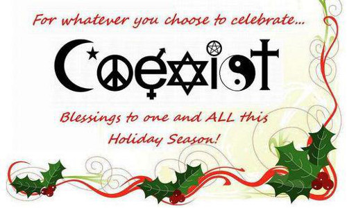 Post image for Coexist: Truth or Fairytale?
