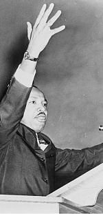 Post image for Extra: Martin Luther King Uninvited from Own Event!