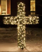 Post image for How About a CROSSmas Tree for Christmas?