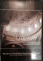 Post image for Giveaway: Future of Atheism Greer-Heard Forum MP3 Set