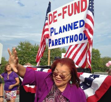 Post image for National Protest Planned Parenthood Day Marietta, GA with Dr. Alveda King