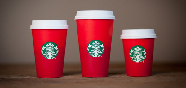 Post image for Starbucks' Terrible War on Christmas